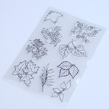 1PCS/LOT Transparent Stamp Different Blade For DIY Scrapbooking/Card Making…