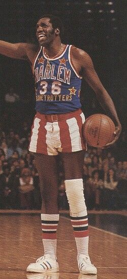 Meadowlark Lemon 1932 - 2015  --- I got to see him on this comeback tour when I was a kid. He was so exciting to watch, his level of talent was just awe-inspiring!