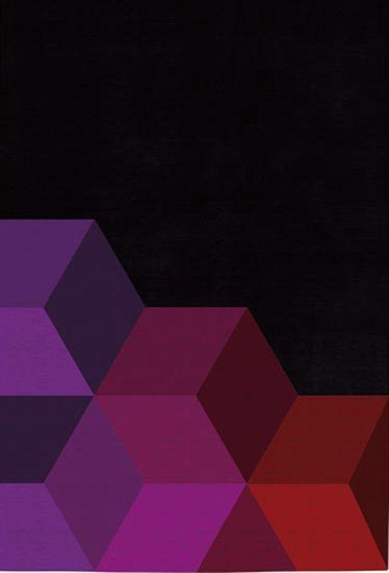 Tom Dixon, Step - rug design