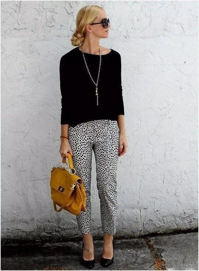 Stylish Outfit Ideas For Work 2019 To Try Now02