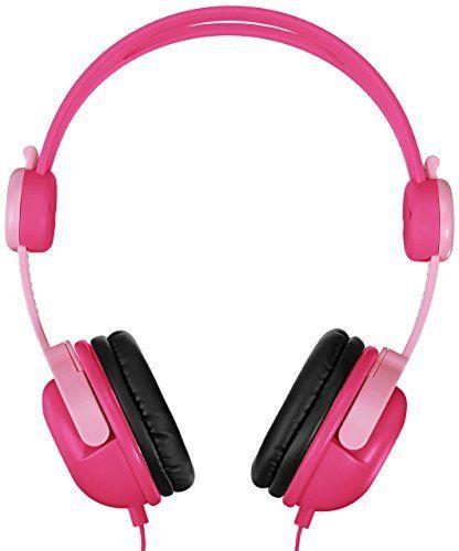 Amazon FreeTime Kids Headphones, Pink by Amazon, http://www.amazon.com/dp/B00US0Z00W/ref=cm_sw_r_pi_dp_h-Anvb0750B35