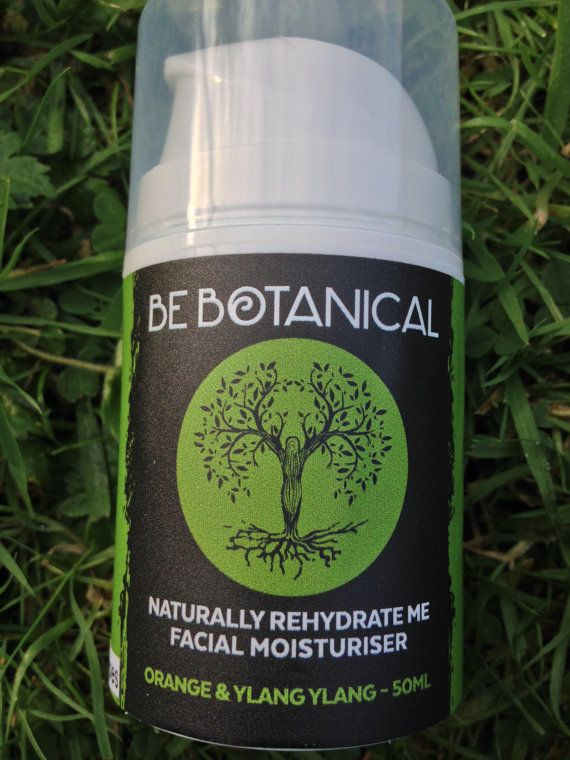 Orange & Ylang Ylang Be Botanical Naturally Rehydrate Me