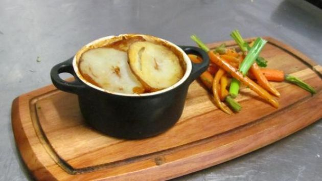 Sausage Hot Pot. This delicious dish is perfect for Bonfire Night celebrations, you will need 8 large pork sausages...
