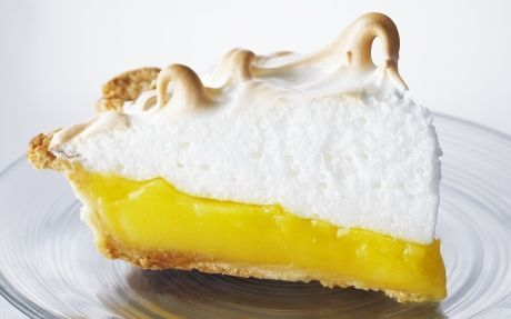 Anna Olson's Lemon Meringue Pie by Anna Olson (Egg, Egg White, Lemon) @FoodNetwork_UK
