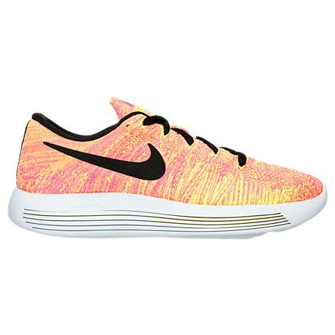 8c6594a6088f Spring Summer 2018 Authentic Womens Nike LunarEpic Low Flyknit Running Shoes  Multicolor Multicolor 844863 999