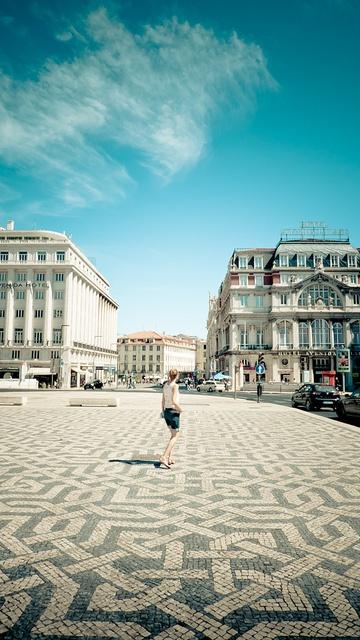 Restauradores- Lisboa