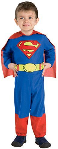 Rubie's Costume Co Toddler Superman Costume for Kids