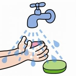 59 best hand washing hygiene images on pinterest gymnastics rh pinterest com washing hands clipart gif washing hands clipart black and white