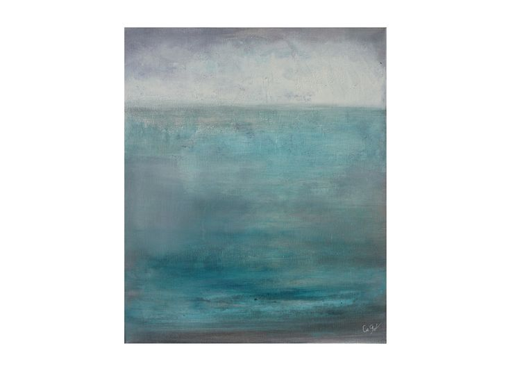25 best ideas about tableau contemporain on pinterest for Peinture gris turquoise