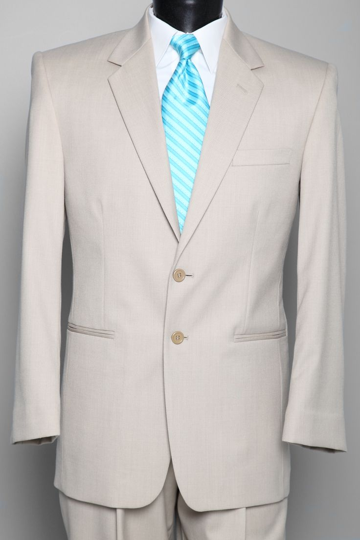Grey suits with tiffany blue ties for the men. This is exactly what I want !! But because its a beach wedding I would rather vests than jackets.