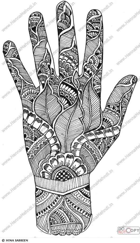 Mehndi Hands Art Lesson : Best images about hands zentangle on pinterest henna