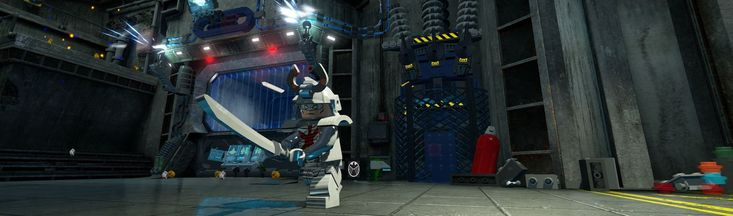 LEGO MARVEL SUPER HEROES - 8 New Photos with Wolverine, Silver Samurai, and More — GeekTyrant
