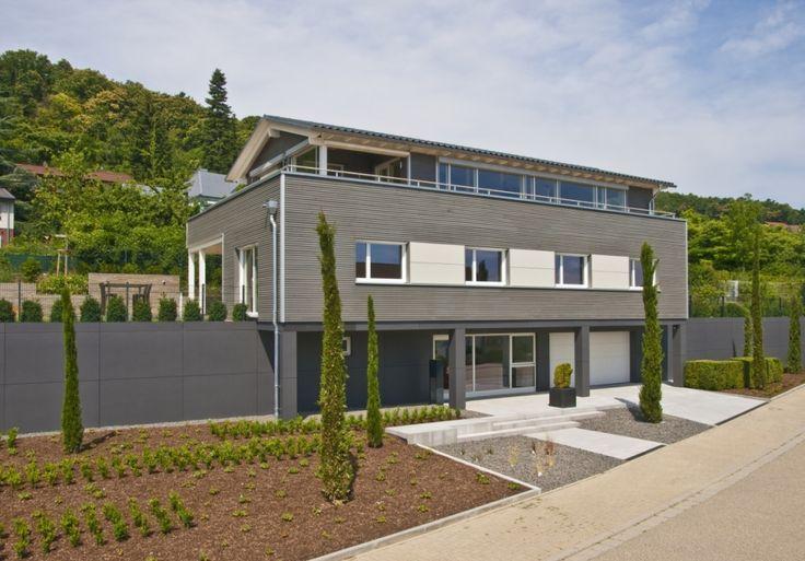 Barrierefrei Wohnen - 22 schicke Ideen von Bau-Fritz für ein barrierfreies Haus | Fertighaus, Fertighäuser und Holzhäuser