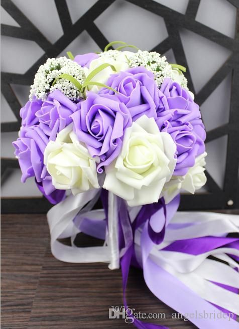 Only with wedding decoration flowers,wedding dresses with flowers and wedding flower balls, can you hold a good ceremony or party. Wholesale romantic beautiful artificial wedding bouquets bridesmaid/wedding bouquet bride roses hydrangea wedding flowers accessries free shipping in angelsbridep on DHgate.com will let you down.