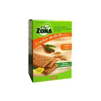 ENERVIT EnerZona Cracker 40-30-30 gusto rosmarino - Store For Cycling