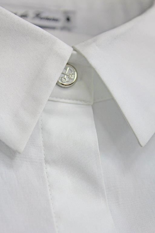 white classic blouse from our brand