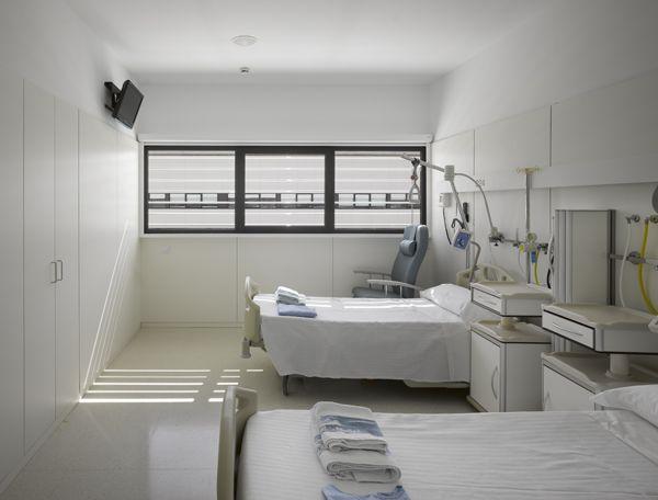 Hospital de Mollet | Mario Corea Arquitectura