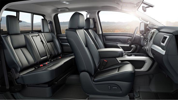 Fotos de la Camioneta Nissan Titan XD 2016 | Nissan USA