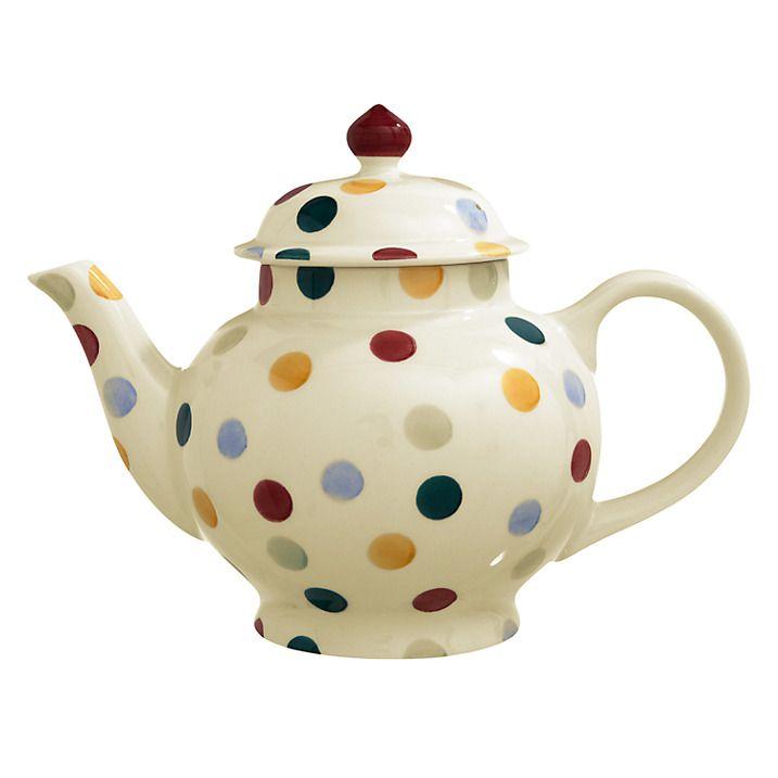 Emma Bridgewater Polka Dot Teapot