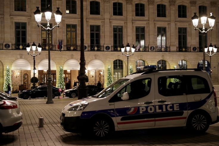 ICYMI: Thieves Make Off With Millions of Dollars in Jewels in an Armed Heist at Paris' Famed Ritz Hotel