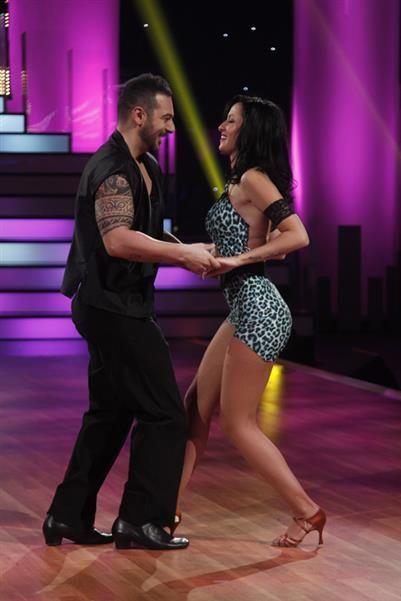 Super Latin Dancedress dancing with the stars 5