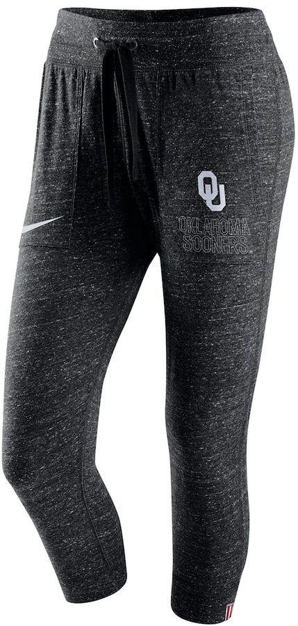Nike Women's Oklahoma Sooners Vintage Capri Pants