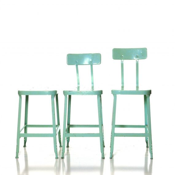92 Best Metal Stools Amp Industrial Images On Pinterest