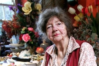 One of Australia's most loved and enduring artists, Margaret Olley who passed away today, 27th July 2011, at the age of 88.