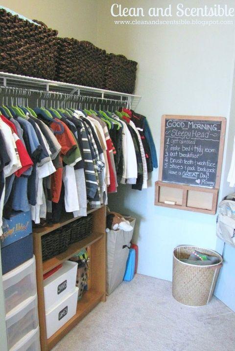 Superb How To Organize Kidsu0027 Closets