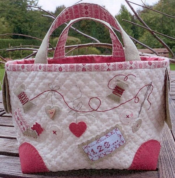 lovely bag by Marie Suarez