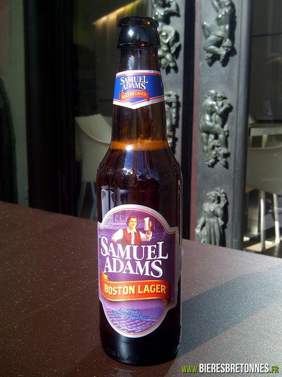 Sam Adams s'invite à Paris - Samuel Adams Boston Lager