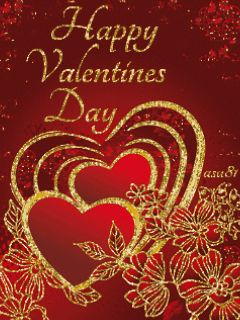 Tap image for more love quotes animated GIF! happy valentine's day. Valentine's Day quotes, picture messages for love ones #couple #ecards | @mobile9