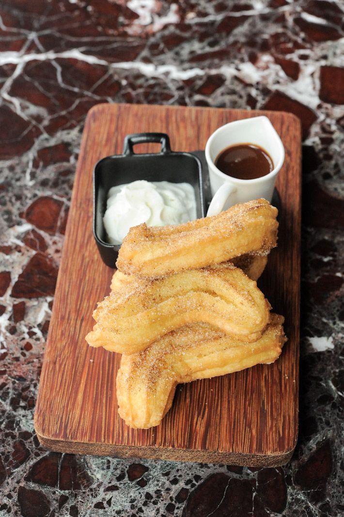 Salt Tapas & Bar Singapore | ladyironchef: Food & Travel {Salt Tapas & Bar's Churros & Chocolate}