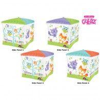 Shape Cubez Welcome Baby! Woodlands Animals $19.95 U30908