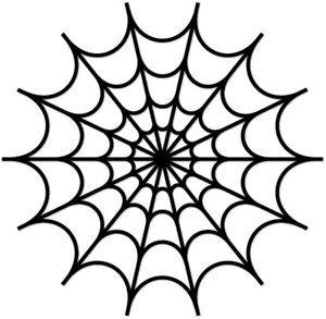 spiderweb stencil - Google Search