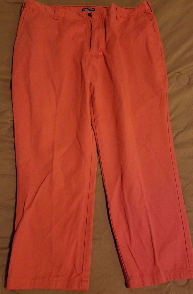 Check out Nautica men khaki pants size 40x26 #Nautica #KhakisChinos http://www.ebay.com/itm/-/292107681733?roken=cUgayN&soutkn=YP6O4w via @eBay