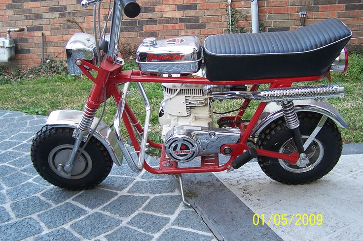 1969 Rupp Roadster Mini-Bike | Rupp Minibikes | Pinterest ...