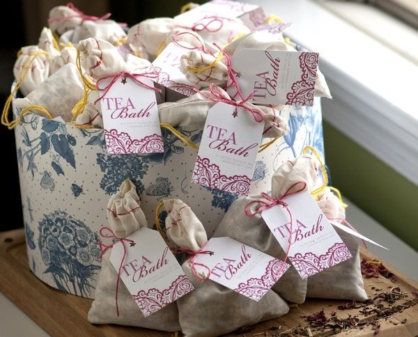 Spa Bridal Shower....I like the idea of party favors with a spa twist. Bath bombs are easy to make too.