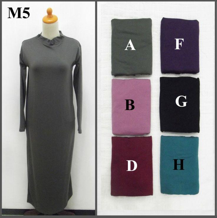 Manset Gamis (M5) Bahan : Kaos, Adem  STOCK : A, B, D, G (HITAM), H, putih, abu tua Harga : Harga Ecer: Rp. 61.000,- Minimal 2 items : Rp. 58.000,- Minimal 4 items : Rp. 55.000,- (jenis pakaian boleh campur)  Order Cepat, Tulis: Nama, alamat lengkap, No HP dan Kode Barang yang dipesan  SMS /WA: 0899 899 2265  BB: 28264283