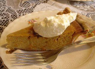 da minha cozinha: Duas Tradições Americanas: Torta de Abóbora e Torta de Maçã