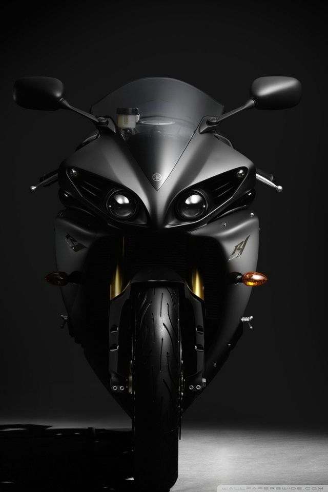 Download free yamaha r6 wallpapers for your mobile phone - most