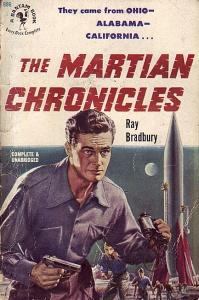 Ray Bradbury - »The Martian Chronices«
