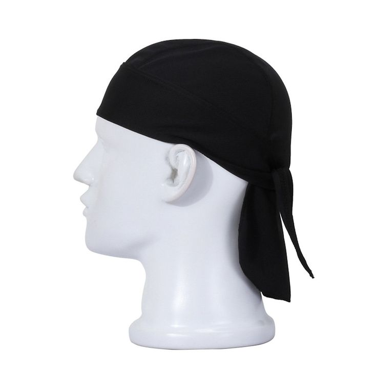 BaiTe Summer Sun-proof Dew Rag Head Wrap for Men Skull Caps Helmet Doo Rag Stretch Men's Cycling Beanie. High-Performance Dew Rag, Technical fabric transports moisture away. Comfortable to wear under hats, helmets or alone. Top quality fabric polyester make the skull cap is super elasticity, soft, breathable,sweat absorption ,anti sentitive. Very comfortable. Package Include: 1 pcs of skull caps.