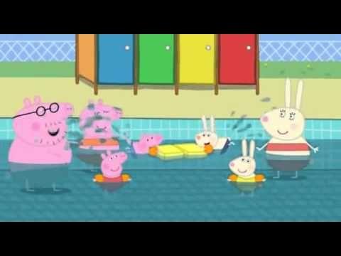 Peppa Pig Season 2 Episode 28   Swimming