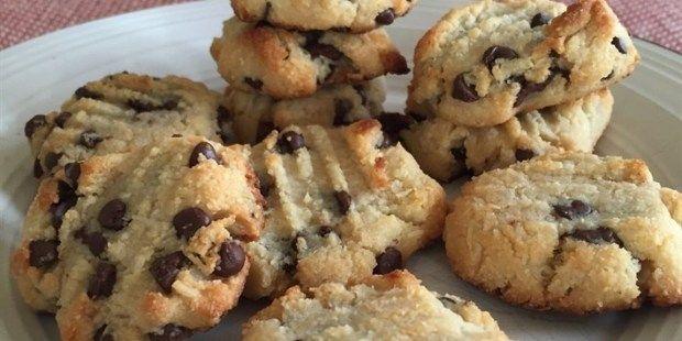 Lisztmentes, kókuszos-csokis keksz, amiből bátran nassolhatsz - Ripost