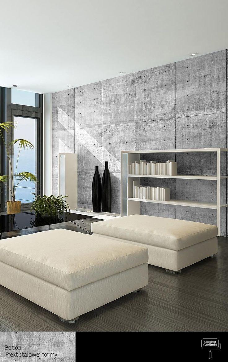 Efekt Beton - stalowa forma