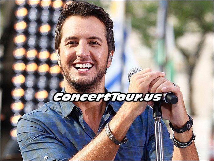 Luke Bryan Live in Concert!