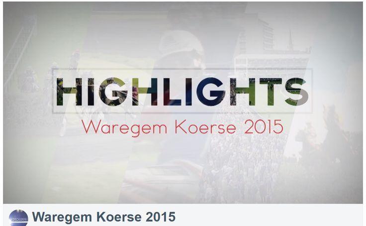 samenvatting Waregem Koerse (video) 2015 door Plattelandstv