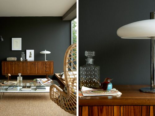 gris vert obsidian green sweet home pinterest. Black Bedroom Furniture Sets. Home Design Ideas