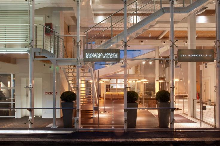 Magna Pars Suites Milano